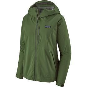 Patagonia Rainshadow Jakke Damer, grøn